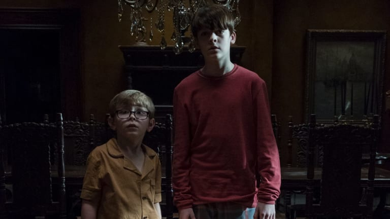 Netflix has previewed its new horror The Haunting of Hill House.