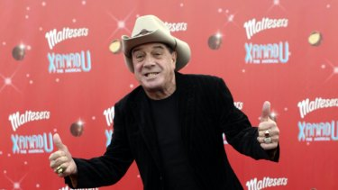 For Seven, Molly Meldrum's bad turn is a publicity boon.