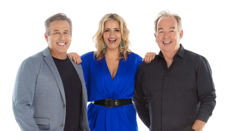 Terry, Bianca and Bob from 97.3fm have taken out the number one slot for breakfast radio.