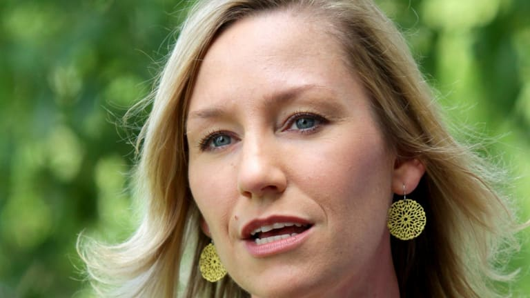 Greens senator Larissa Waters has spoken out on the need to decriminalise abortion in Queensland.