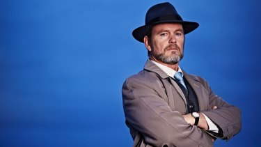 Craig McLachlan starred as Dr Lucien Blake in the ABC's The Doctor Blake Mysteries for four years.