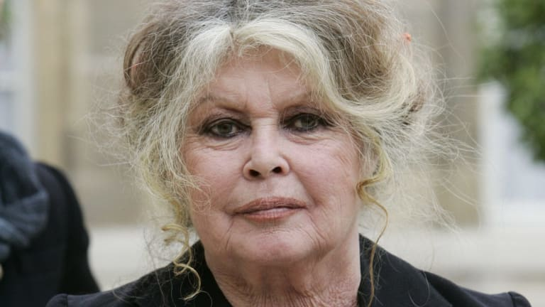 Former actress and now animals rights activist Brigitte Bardot has written to the government pleading for a change to the cat cull plan.