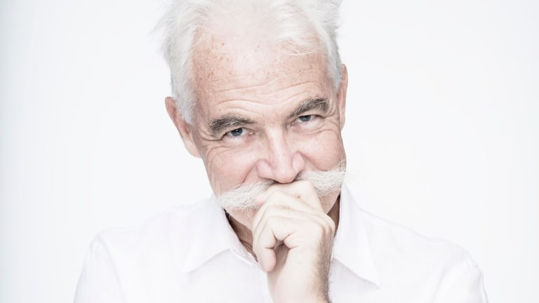 """Despite the potentially lucrative opportunities offered by his Australian of the Year award, """"I'm not pursuing money,"""" says Griffith University emeritus professor Alan Mackay-Sim. """"After all, I've spent my life doing public research"""""""