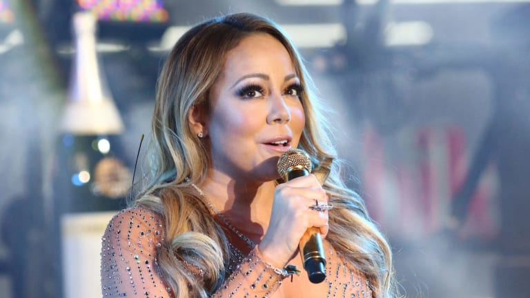 I Think I Got Away With It Mariah Carey Sings At The New
