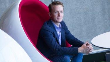 Simon Noonan is the CIO of Australia's biggest internet bookmaker, Sportsbet.