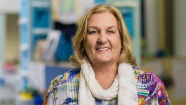 Primary school principal Cheryle Osborne had a parent threaten to kill her.