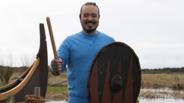 Adam Liaw brings a Nordic taste to TV screens with