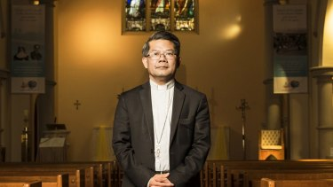 Bishop of Parramatta Vincent Long Van Nguyen has told a royal commission the Catholic church needs reform.