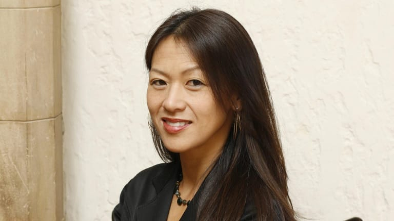 Amy Chua is the author of Battle Hymn of the Tiger Mother.