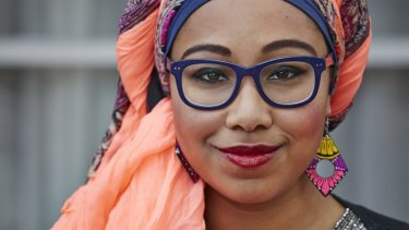 My word: Yassmin Abdel-Magied is a participant in the Edgar's Mission fundraiser, Women of Letters.
