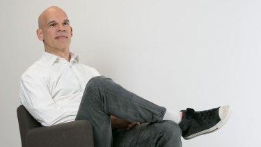 Former head of the Digital Transformation Agency, Paul Shetler.