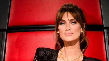 Delta Goodrem has become synonymous with the show.