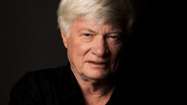 Barrister and human rights champion Geoffrey Robertson QC.