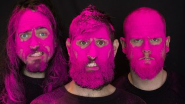Sketch comedy group Aunty Donna have turned their talents to podcasting.