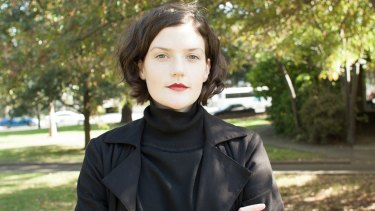 Black is the new black - Sigrid McCarthy's signature style