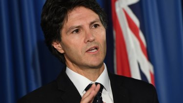Finance Minister Victor Dominello has denied any wrongdoing.