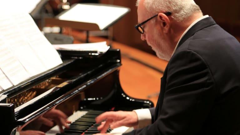 Pianist Paul Grabowsky.