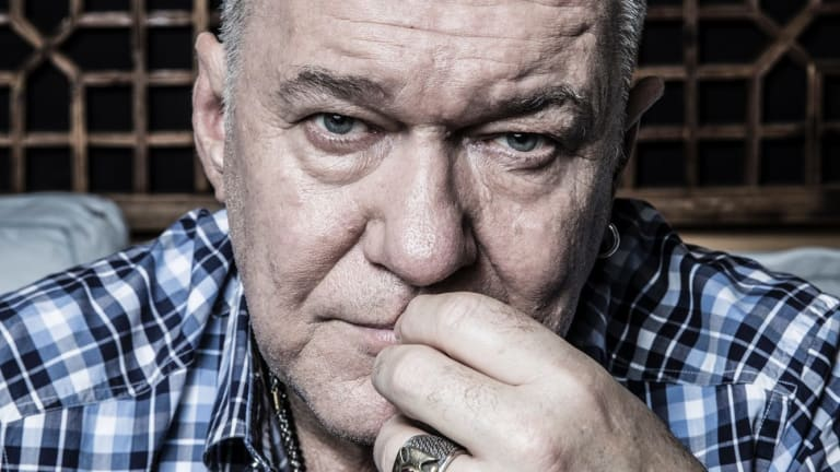 Jimmy Barnes' Working Class Boy, in cinemas around the country next month.