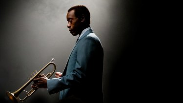 Don Cheadle is compelling as Miles Davis.