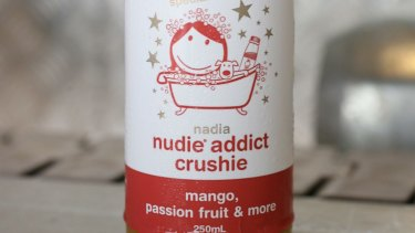 Nudie juice was started by the Binetter family.