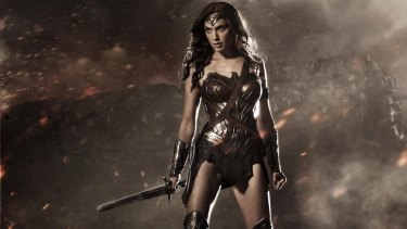 Gal Gadot steals the show in <i>Batman v Superman: Dawn of Justice</i>.