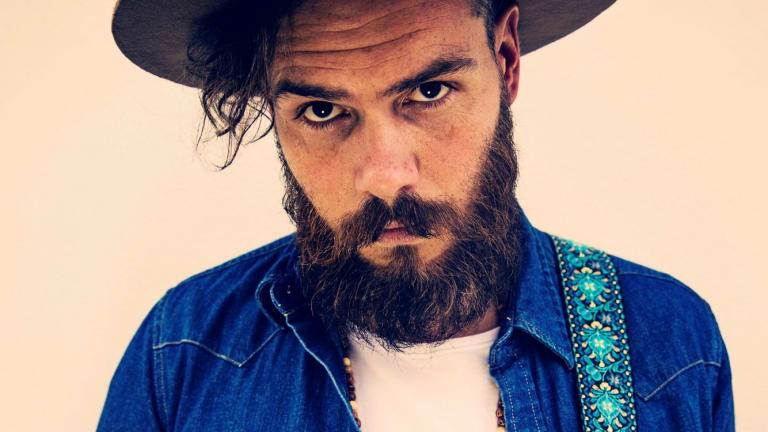 Multi-nominee at this year's National Indigenous Music Awards, Benny Walker