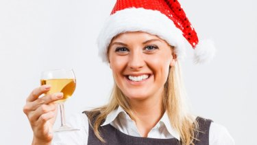Cheers to avoiding a 'foot in mouth' moment this Christmas.