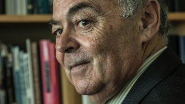 Outgoing ABC chairman Jim Spigelman.