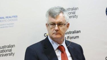 Martin Parkinson was dismissed by Tony Abbott