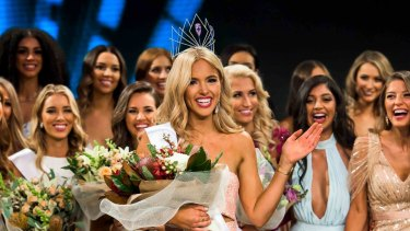 Miss Universe Australia 2017: Olivia Rogers reveals her