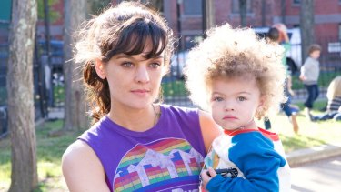 Standout comedy: Frankie Shaw as Bridgette Bird in SMILF.
