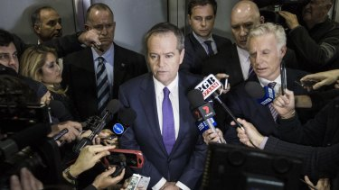 "Bill Shorten said Chiquita workers were the ""best paid farm workers in Australia""."