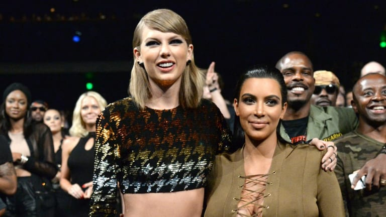 Taylor Swift and Kim Kardashian have dominated the headlines for the past 24 hours but ... what are they actually fighting about?