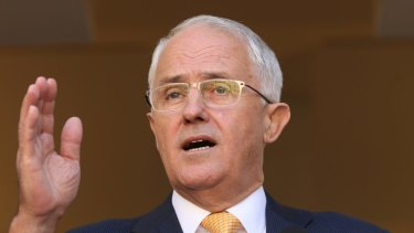 Critical funding for legal assistance: Prime Minister Malcolm Turnbull.