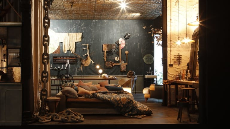 Sibella Court\u0027s ... & Interior designers offer style and substance in NGV exhibition
