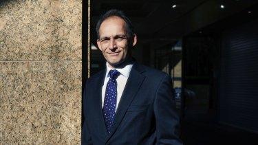 David Buckingham is the chief executive of Perth-based internet service provider iiNet.
