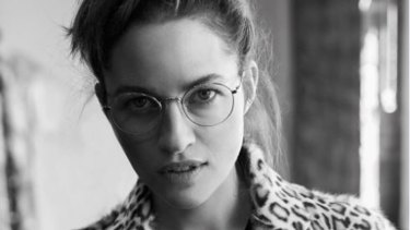 Kym Ellery has launched an affordable ophthalmic eyewear collection for Specsavers.