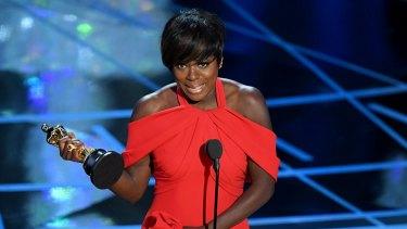 Emotional speech: Viola Davis