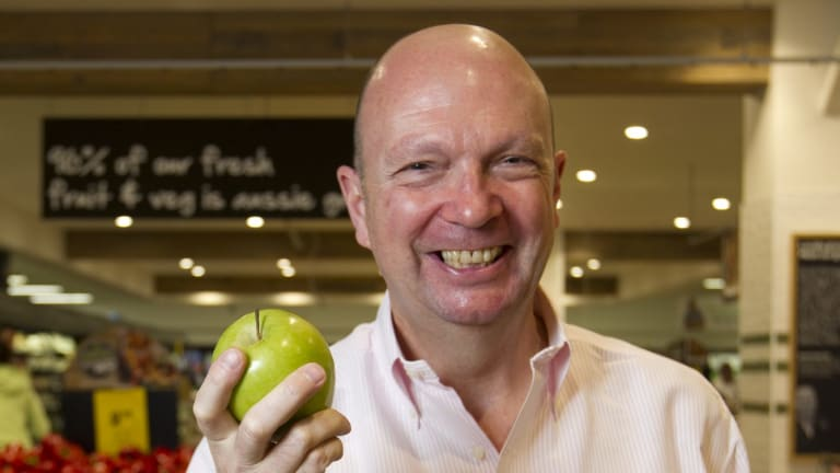 Woolworths' new chairman, Gordon Cairns, has pledged to make the retail business great again.