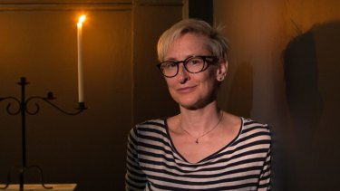 Jennifer Lacey's <i>Gattica</i> explores prophecies about the future.