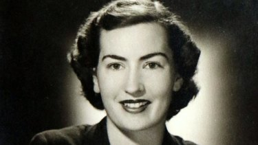 Joan Barrett, circa late 1940s.