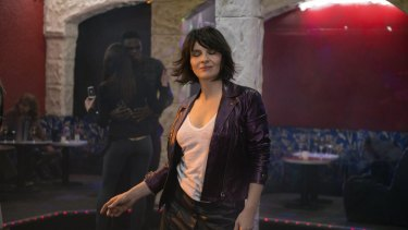 Juliette Binoche in Let the Sunshine In.