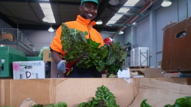Vegetables for home delivery in Australia might be an Amazon project within the next year or two.