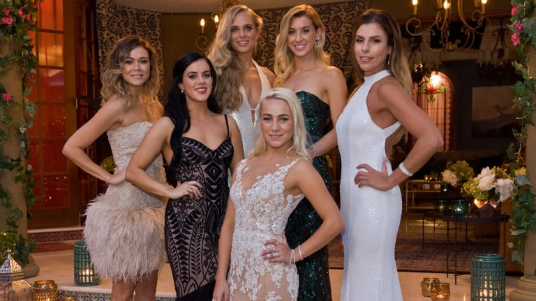 'I'm not here to make friends': Contestants are wheeling out all the cliches on season four <i>The Bachelor</i>.