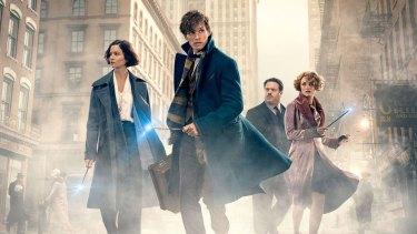 <i>Fantastic Beasts</i> marks JK Rowlings screenwriting debut.