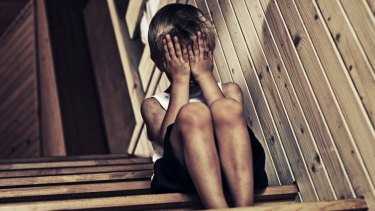 The child sex abuse royal commission is hearing evidence from government authorities.