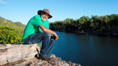 Going Places with Ernie Dingo.
