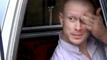Sergeant Bowe Bergdahl is seen in eastern Afghanistan before he was exchanged for five Guantanamo Bay detainees.