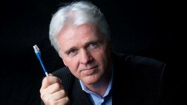 NBN boss Bill Morrow defends the organisation's performance.