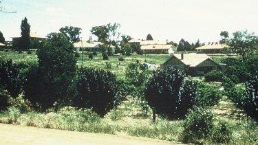 Fairbridge village in Molong.